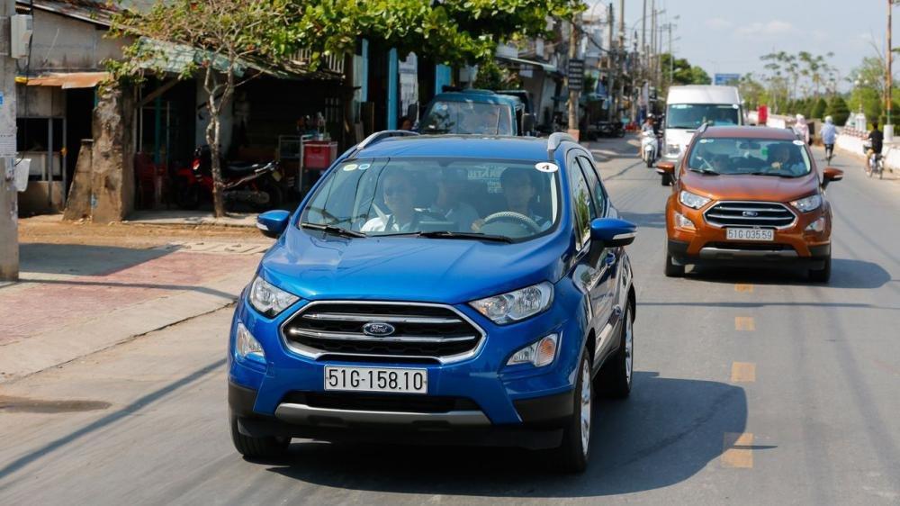 So sánh Hyundai Kona 2018 và Ford Ecosport 2018: Tân binh áp đảo 3