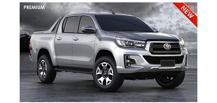 Đánh giá xe Toyota Hilux 2.8G MLM 2018 hoàn toàn mới tại Việt Nam,..