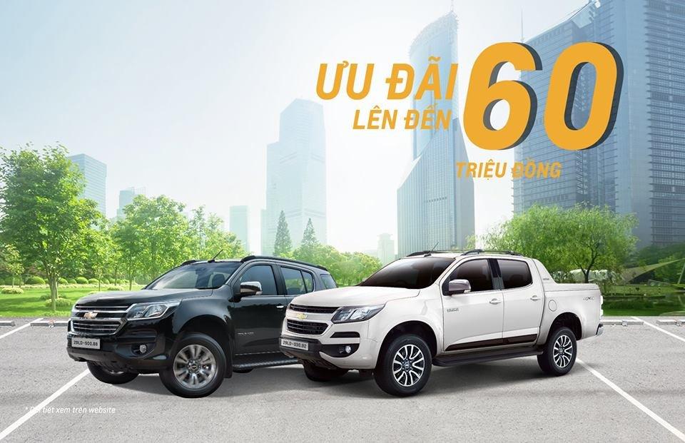 GM Việt Nam giảm giá xe ô tô lên đến 60 triệu đồng sau khi về tay Vinfast