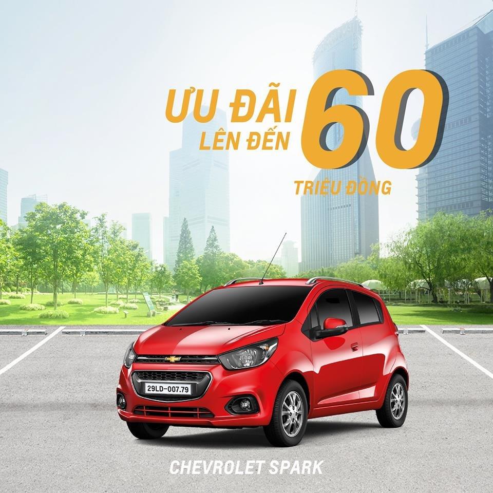 GM Việt Nam giảm giá xe ô tô lên đến 60 triệu đồng
