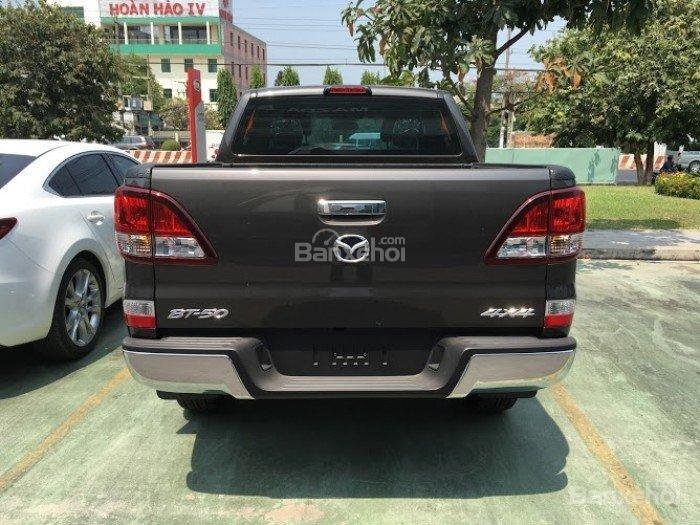 Bán Mazda BT 50 mới 100% màu nâu, ưu đãi tốt nhất miền Hà Nội, hỗ trợ trả góp 80% giá trị xe (3)
