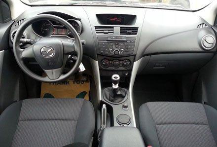 Bán Mazda BT 50 mới 100% màu nâu, ưu đãi tốt nhất miền Hà Nội, hỗ trợ trả góp 80% giá trị xe (4)