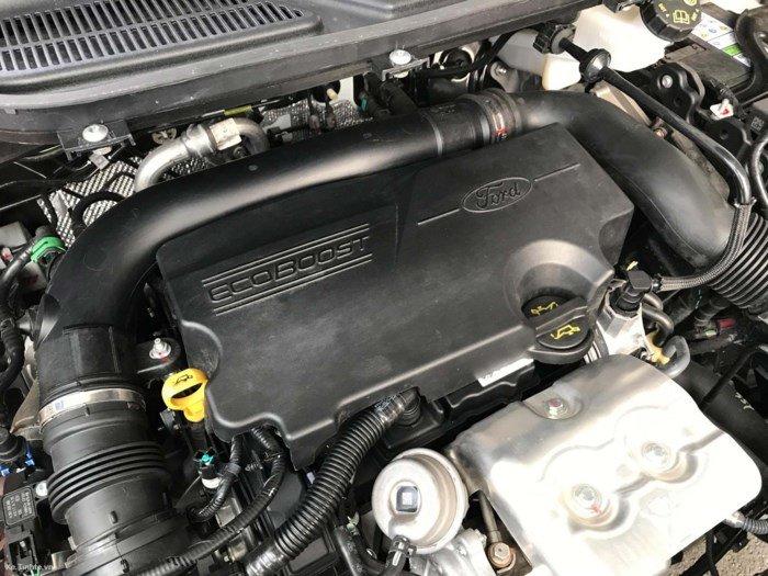 Đánh giá xe Ford EcoSport 1.0L Titanium 2018 về động cơ.