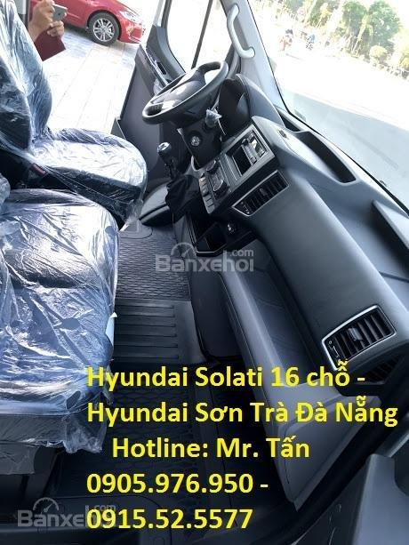 Cần bán xe Hyundai Solati năm sản xuất 2018, màu bạc, nhập khẩu, tặng nộp thuế trước bạ-3