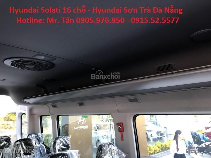 Cần bán xe Hyundai Solati năm sản xuất 2018, màu bạc, nhập khẩu, tặng nộp thuế trước bạ-8
