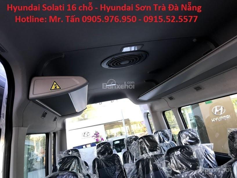 Cần bán xe Hyundai Solati năm sản xuất 2018, màu bạc, nhập khẩu, tặng nộp thuế trước bạ-10