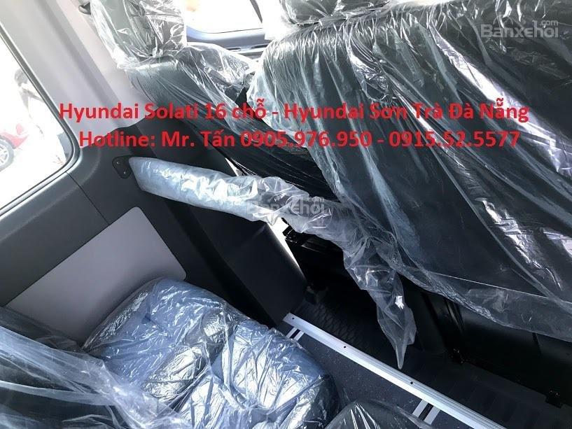 Cần bán xe Hyundai Solati năm sản xuất 2018, màu bạc, nhập khẩu, tặng nộp thuế trước bạ-14