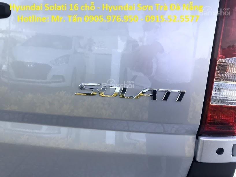 Cần bán xe Hyundai Solati năm sản xuất 2018, màu bạc, nhập khẩu, tặng nộp thuế trước bạ-15