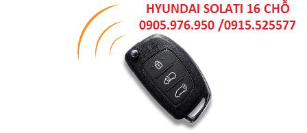 Cần bán xe Hyundai Solati năm sản xuất 2018, màu bạc, nhập khẩu, tặng nộp thuế trước bạ-16