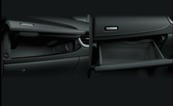 Đánh giá xe Toyota Fortuner 2018 máy dầu số tự động 2 cầu 2.8V 4x4 AT: Hộc để đồ có chức năng làm mát