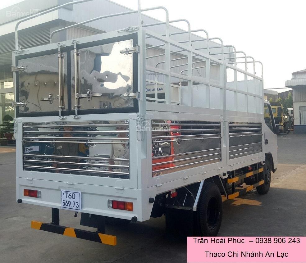 Bán xe tải Fuso Canter 4.7 thùng mui bạt/thùng kín, bán trả góp vay 80%, giá tốt nhất-1