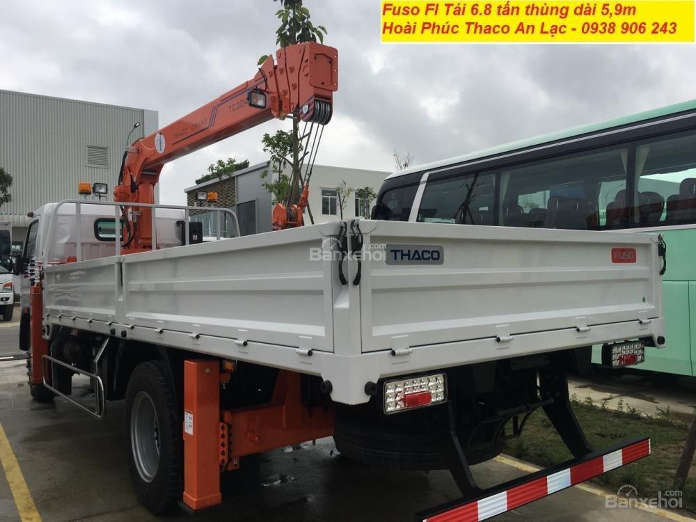 Xe tải 7 tấn, xe tải Nhật Mitsubishi 7 tấn, thùng dài 5m9-2