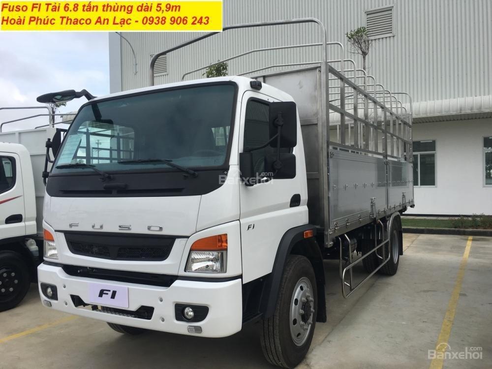 Xe tải 7 tấn, xe tải Nhật Mitsubishi 7 tấn, thùng dài 5m9-1