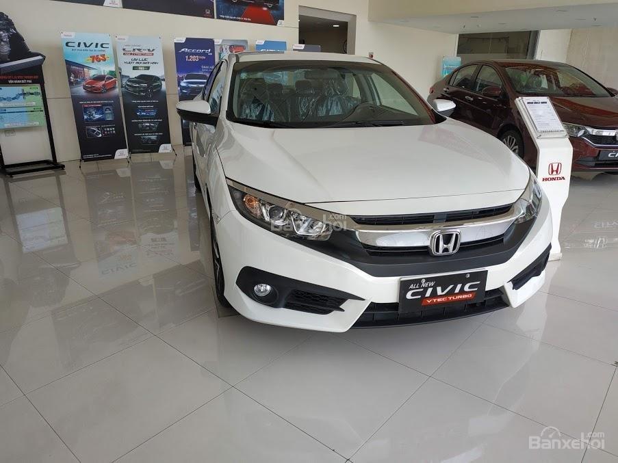 Honda Ôtô Hải Phòng - Bán Honda Civic 2019 giá tốt, nhiều khuyến mại, xe giao ngay - LH: 0933.679.838 (Mr Đồng) (2)