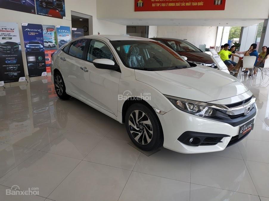 Honda Ôtô Hải Phòng - Bán Honda Civic 2019 giá tốt, nhiều khuyến mại, xe giao ngay - LH: 0933.679.838 (Mr Đồng) (3)