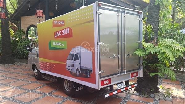 Bán xe tải JAC X150, Jac 1.5 tấn Hải Phòng, Hải Dương giá rẻ nhất (8)