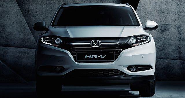 Honda HR-V 2018 sắp mở bán tại Việt Nam.