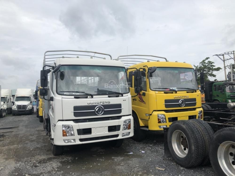 Bán xe tải Dongfeng B170 có xe giao ngay-9