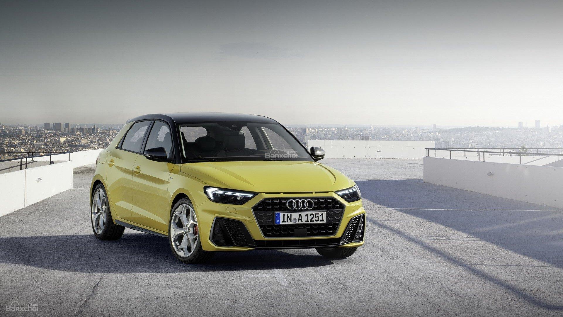 Audi A1 2019 - phong cách và hiện đại hơn z