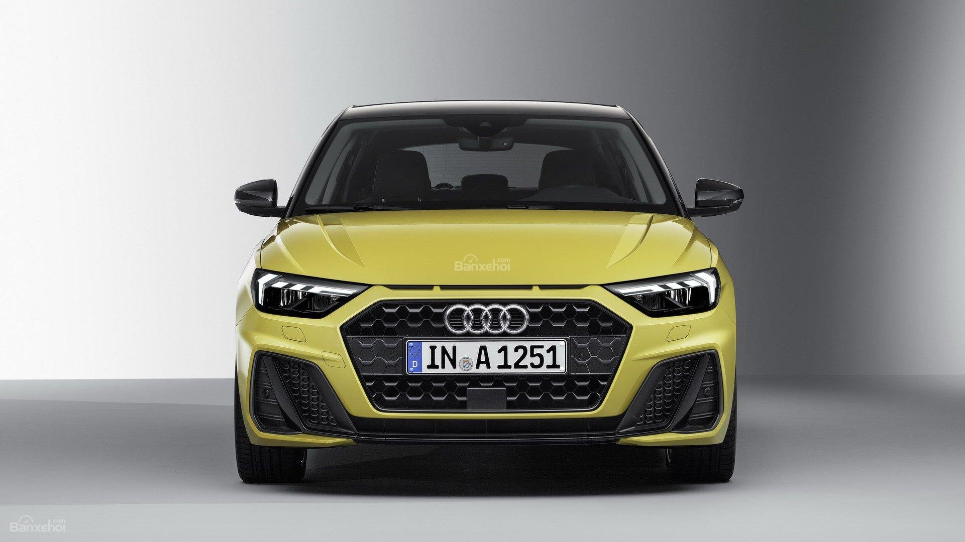 Đầu xe Audi A1 2019