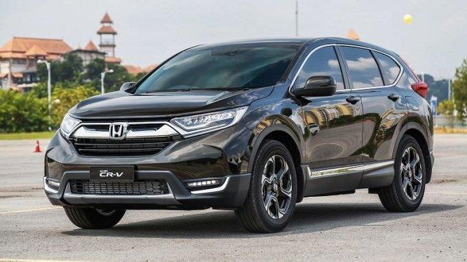 Honda CRV 7 Cho