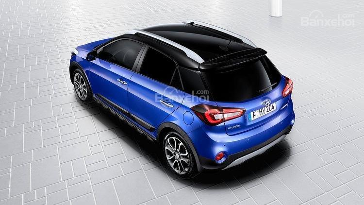 Đánh giá xe Hyundai i20 Active 2018: Nhiên liệu tiêu hao hiệu quả hơn.