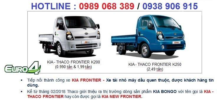 Cần bán xe Thaco KIA K250 đời 2019 tải trọng 2T4, giá chỉ 375 triệu hỗ trợ trả góp, L/H 0938.906.915 (5)