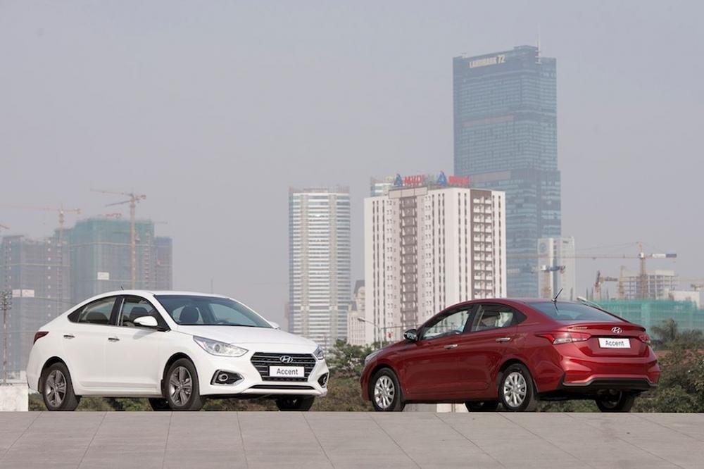 Soán ngôi Toyota Vios, Hyundai Grand i10 là mẫu xe bán chạy nhất Việt Nam 3.