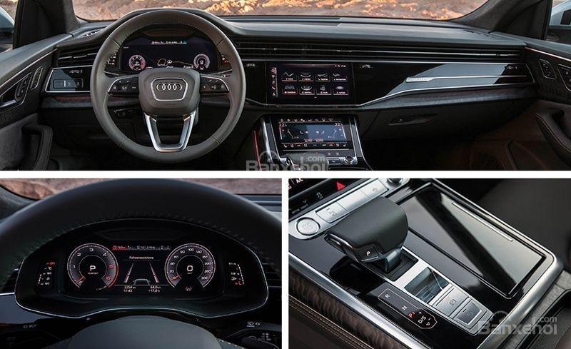 Đánh giá xe Audi Q8 2019 - tổng quát - 2