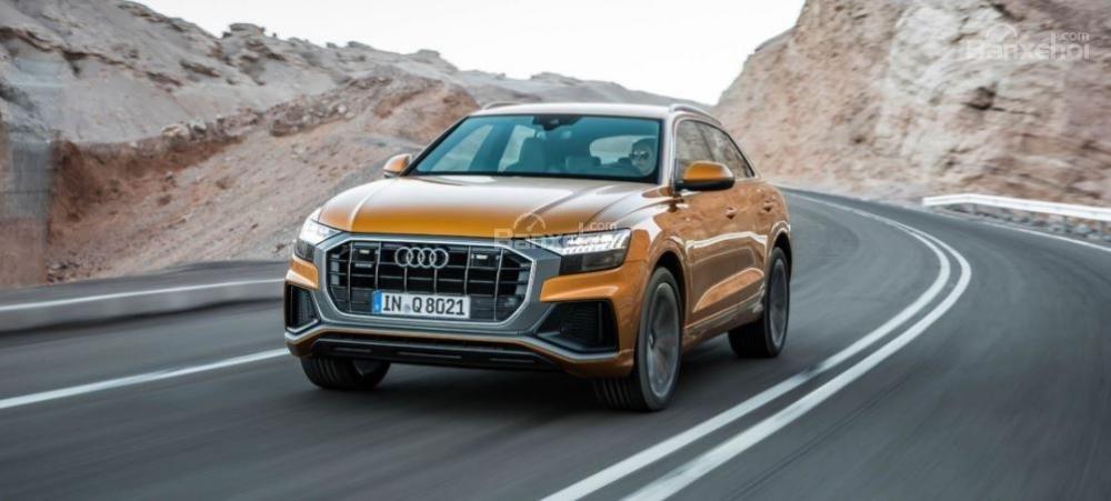 Audi Q8 2019 - chiếc SUV lai Coupe cực đỉnh - 1