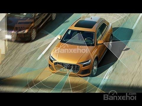 Đánh giá xe Audi Q8 2019 - tiện nghi - 4