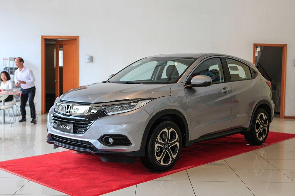 So sánh xe Honda HR-V 1.8L 2018 và Ford Ecosport Titanium 1.0L EcoBoost 2018 1.