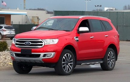 Ưu điểm của Ford Everest cũ 2