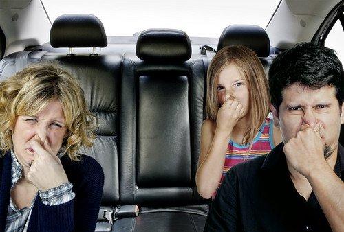 Cách khử mùi trong xe ô tô mới tốt nhất.