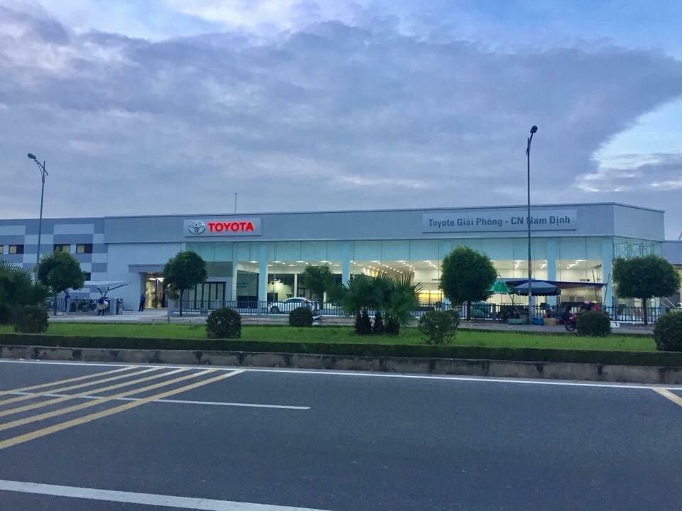Toyota Giải Phóng - CN Nam Định (1)