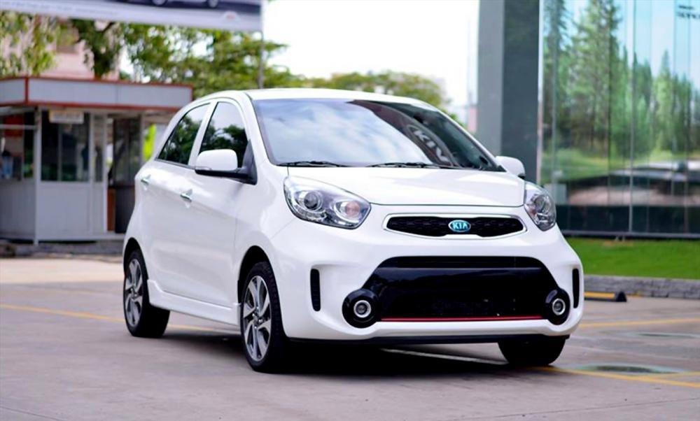 Top những mẫu xe ô tô nhỏ gọn giá rẻ 1a
