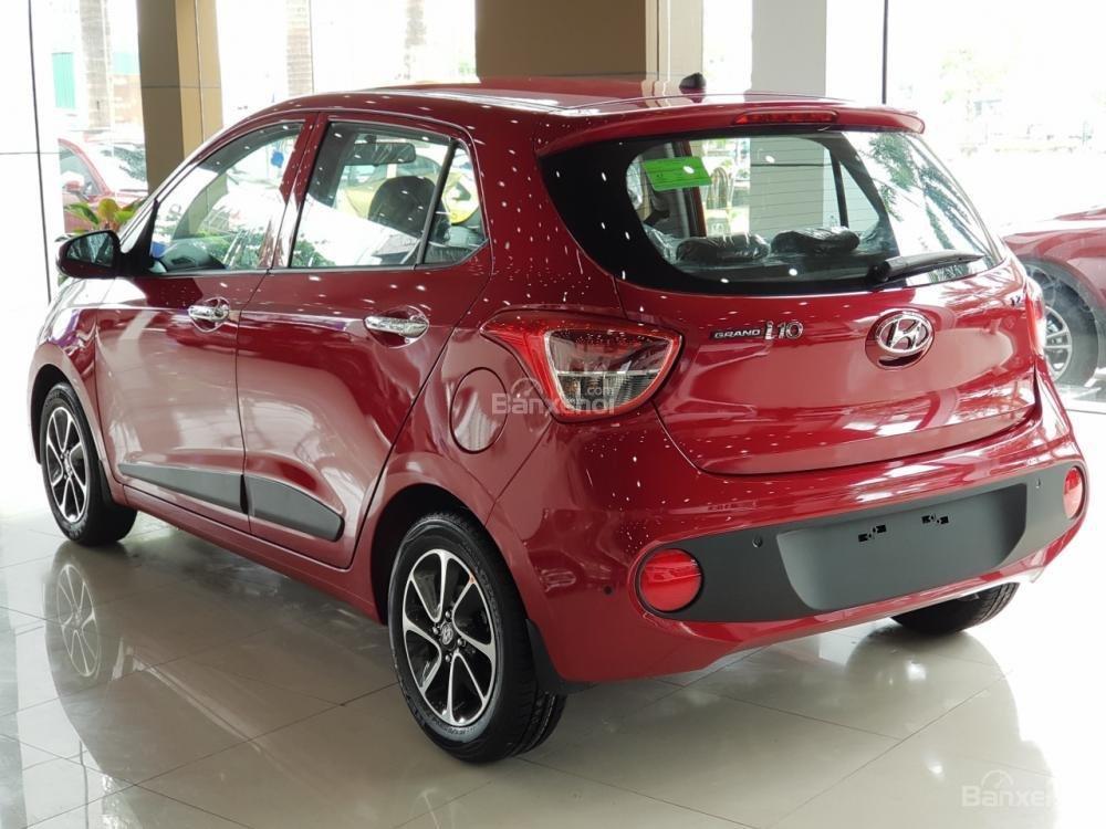 Hyundai Grand i10 2018, giao ngay, hỗ trợ trả góp 80%, hỗ trợ đăng ký Grab, taxi LH: 0981476777-6