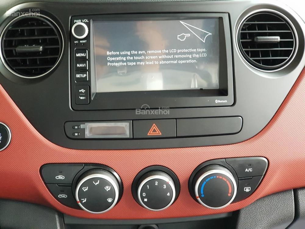Hyundai Hà Đông hỗ trợ mua xe Hyundai Grand i10-trọn gói chỉ với 100tr, xe đủ màu giao ngay trong ngày-LH 0981476777-2