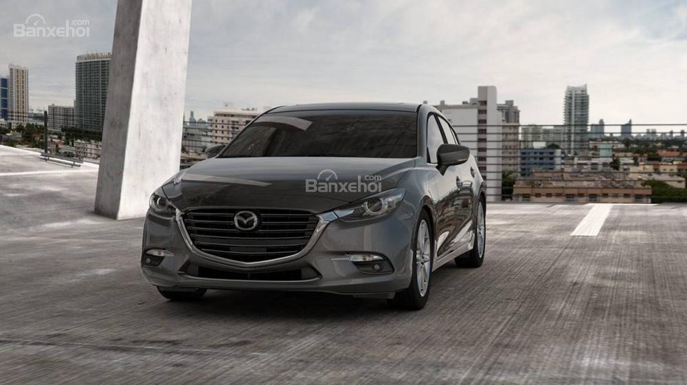 Thông số kỹ thuật Mazda 3 hatchback 2018 mới nhất tại Việt Nam