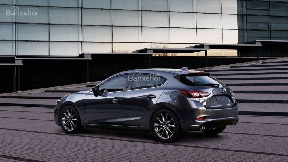 Ảnh của Mazda 3 hatchback 2018 a3