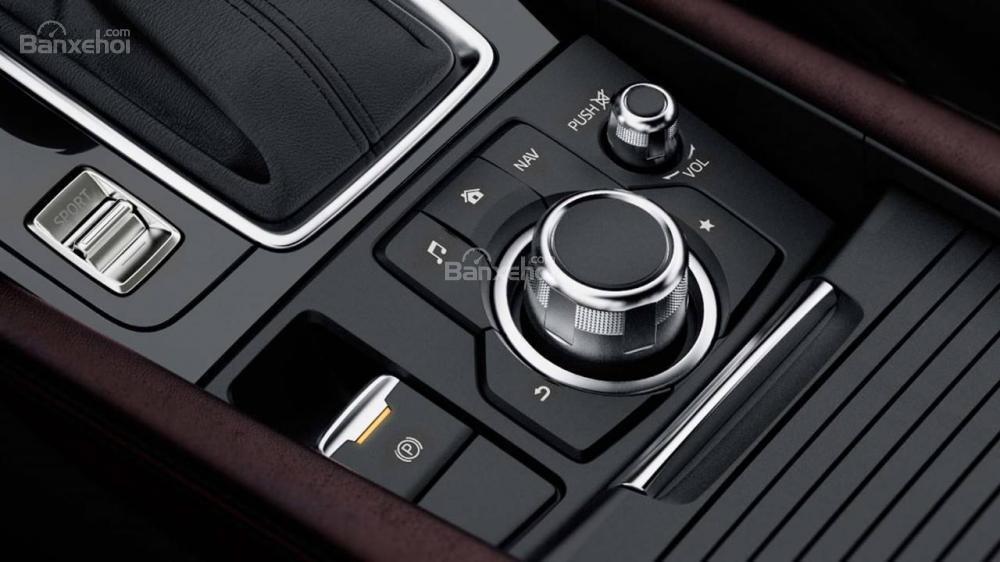 Ảnh của Mazda 3 hatchback 2018 a11