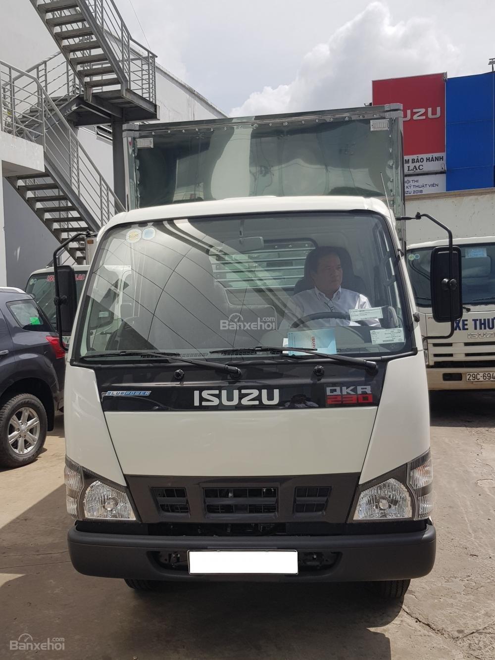 Bán Isuzu QKR77FE4 đời 2018, tải trọng 1990kg-0