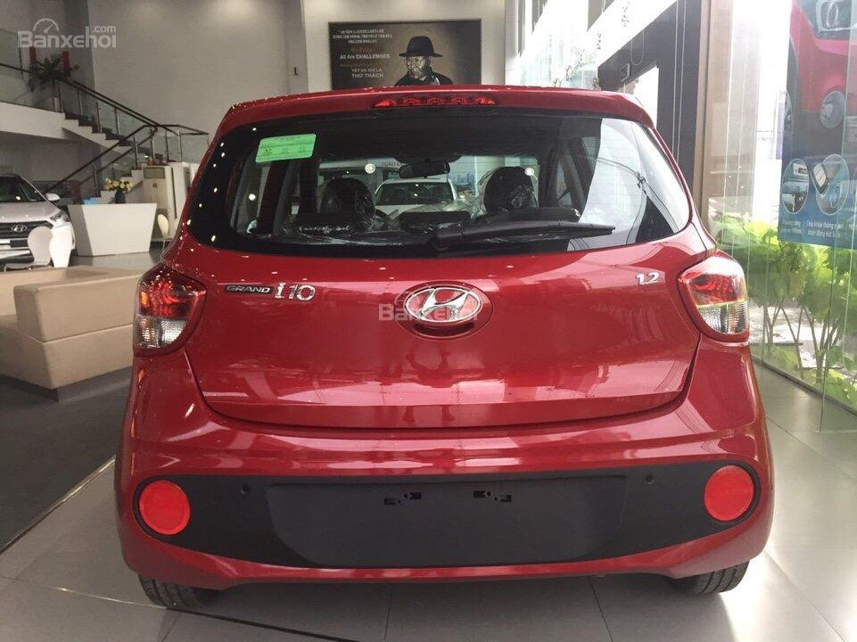 Bán xe Hyundai Grand i10 đời 2019, màu đỏ (3)