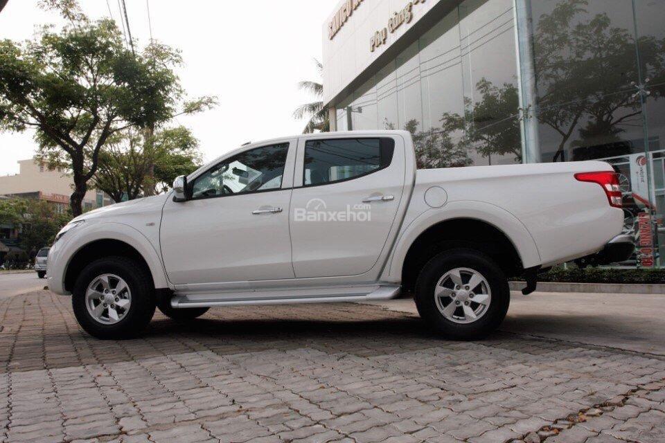 [Cực hot] Mitsubishi Triton nhập Thái nguyên chiếc, lợi dầu 7L/100km, giá cực ưu đãi, cho góp 80% (4)