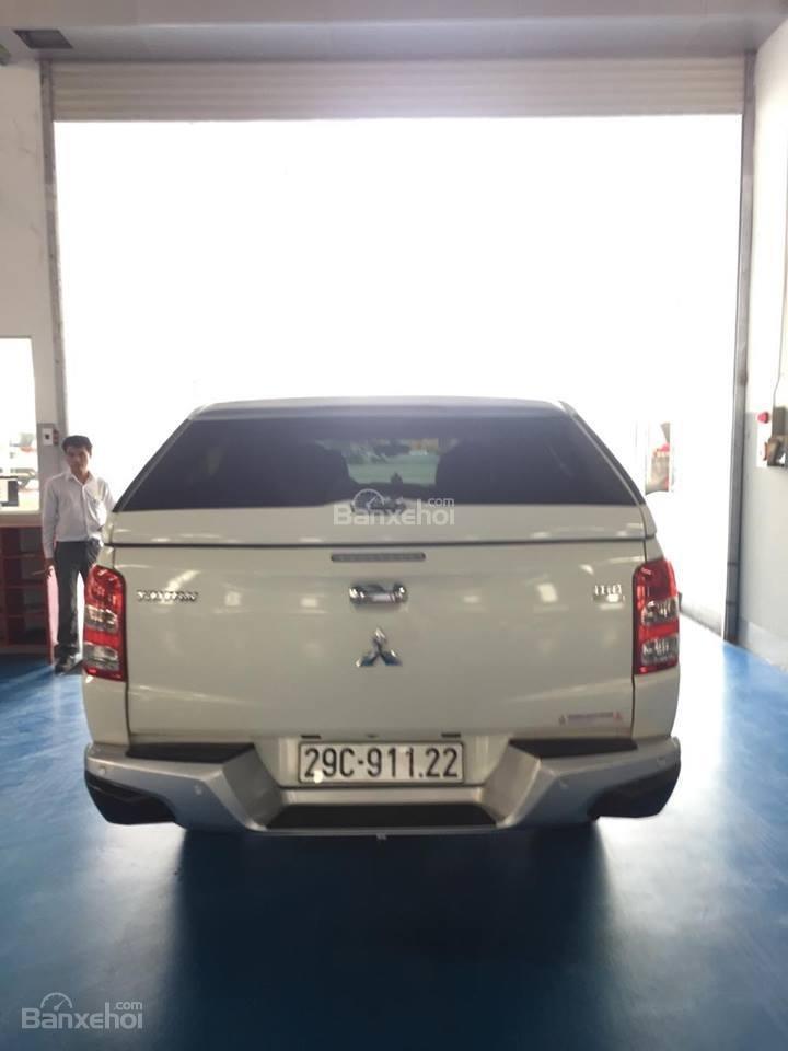 [Cực hot] Mitsubishi Triton nhập Thái nguyên chiếc, lợi dầu 7L/100km, giá cực ưu đãi, cho góp 80% (8)