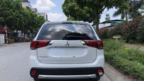 Bán ô tô Mitsubishi Outlander Sport 2.0 AT đời 2016, màu trắng, nhập khẩu nguyên chiếc  (2)