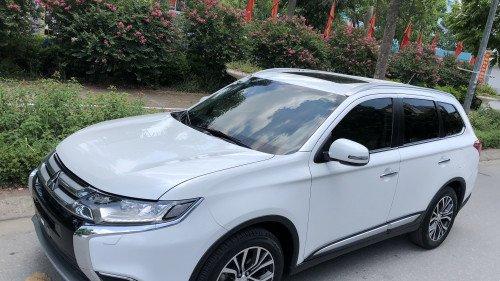 Bán ô tô Mitsubishi Outlander Sport 2.0 AT đời 2016, màu trắng, nhập khẩu nguyên chiếc  (14)