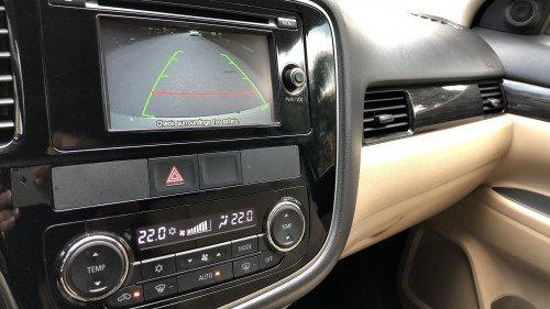 Bán ô tô Mitsubishi Outlander Sport 2.0 AT đời 2016, màu trắng, nhập khẩu nguyên chiếc  (5)