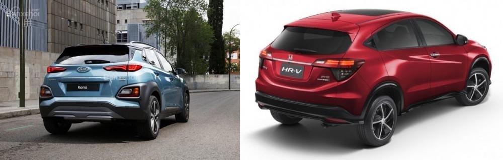 So sánh xe Honda HR-V và Hyundai Kona: SUV đô thị mới nào có thể lật đổ Ford Ecosport? 6.