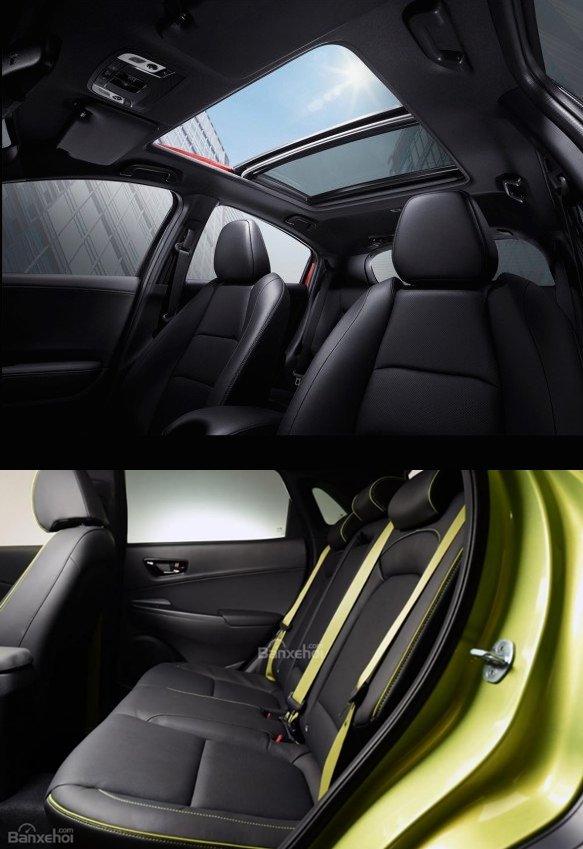 So sánh xe Honda HR-V và Hyundai Kona: SUV đô thị mới nào có thể lật đổ Ford Ecosport? 7.